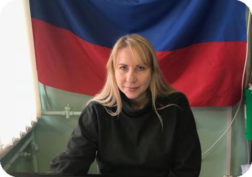 Ирина Ивановна Пянко, главный бухгалтер