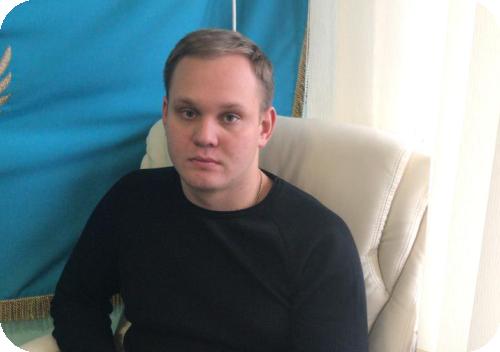 Сергей Витальевич Моор, исполнительный директор