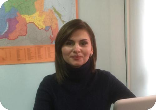 Татьяна Геннадьевна Емцева, начальник юридического отдела