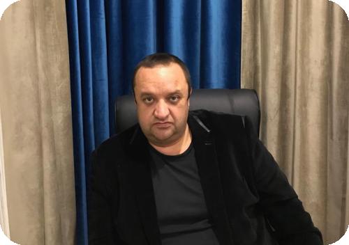 Виталий Александрович Моор, директор