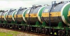 Ж/д перевозка нефти