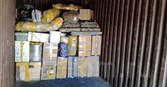 Ж/д перевозка домашних вещей контейнером